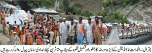 Chitral Flood Relief pic..